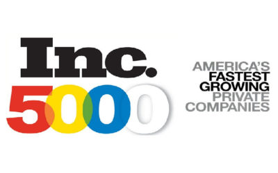 M2 Strategy on Inc 5000's Fastest Growing Companies THREE Years in a Row