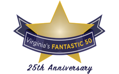 "Named to ""Fantastic 50"" by Virginia Chamber of Commerce"