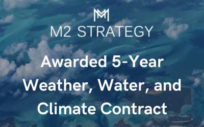 Awarded 5-Year Weather, Water, and Climate Contract